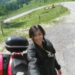 アルプスの少女  Michiko  海外ツーリング