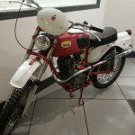 Acerbis:レンタルバイクでアチェルビス社訪問