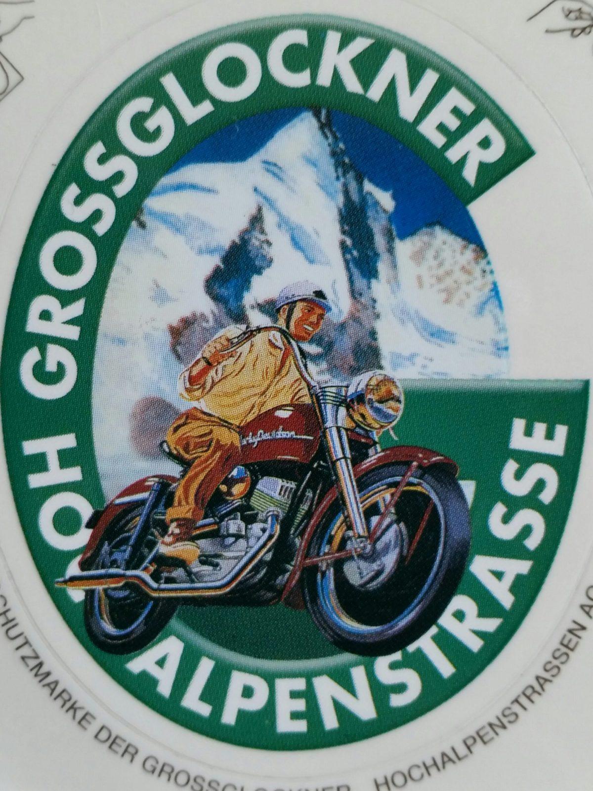 grossglockner sticker グロースグロックナーステッカー