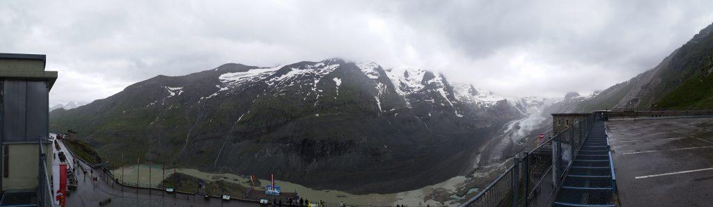 grossglockner Panorama 海外ツーリング グロースグロックナー