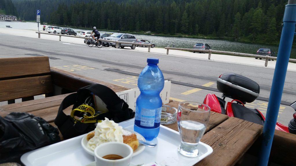 ミズリーナ湖 バイクツーリング 海外ツーリング