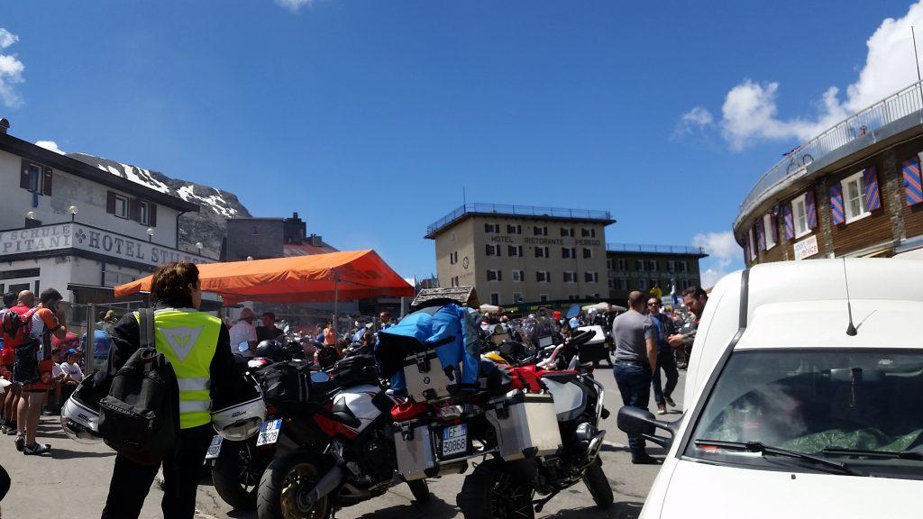 Passi dello Stelvio ステルビオ ステルヴィオ 海外ツーリング ステルビオ峠 ステルヴィオ峠