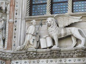 サンマルコとライオン