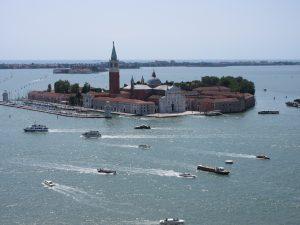 ヴェニス鐘楼からの景色