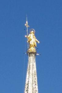 マドンニーナ 黄金のマリア像