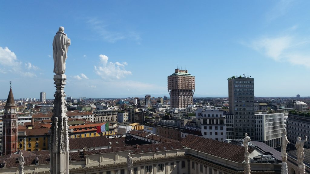 Milano-温故知新