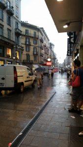 Milano ゲリラ豪雨