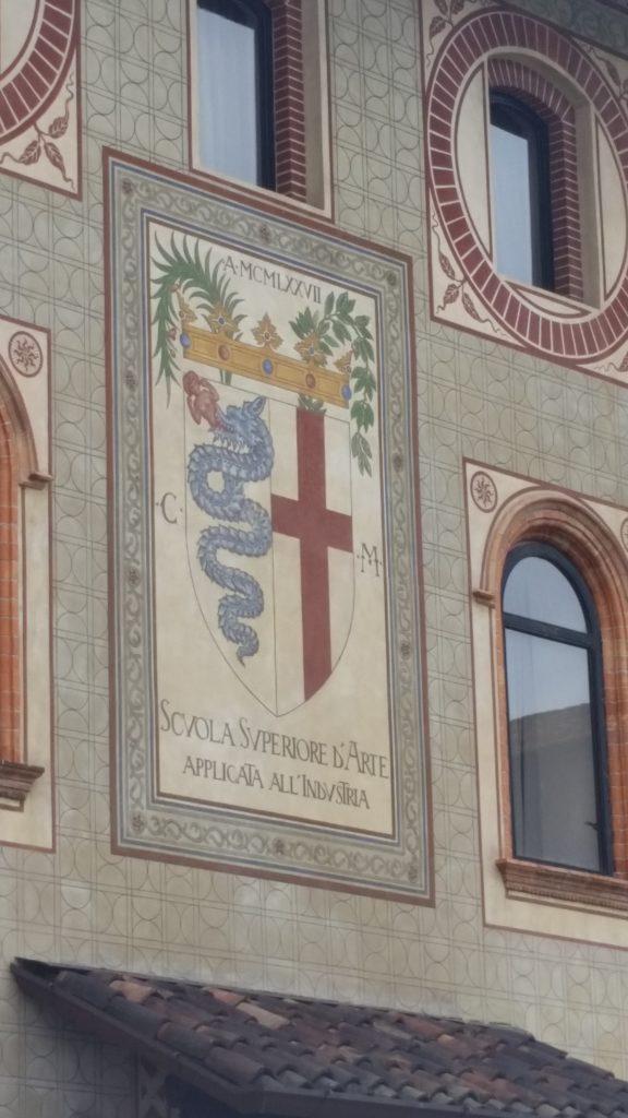 ミラノ紋章