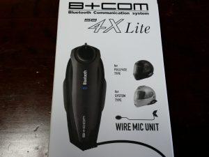 B+COM SB4X Lite