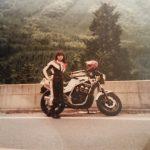 My Bike History:HONDA CBR400F