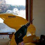 Ducati SS900:Repair から忘年会へ