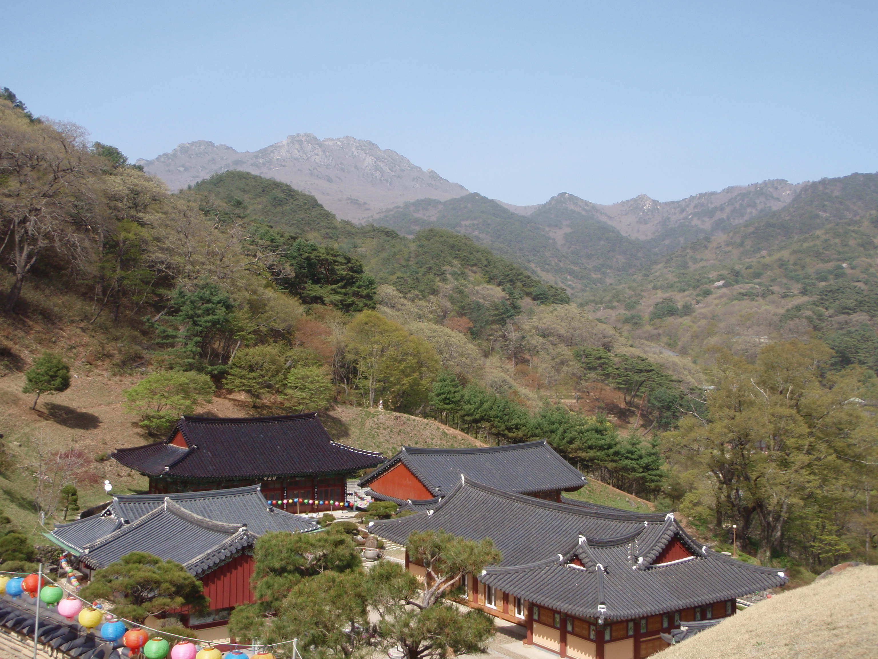 テンプルステイ 海印寺 世界遺産 templestay Haeinsa
