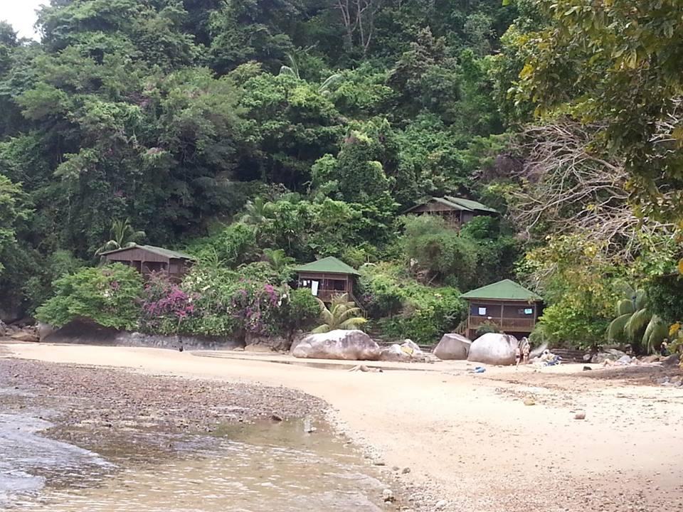 thioman bamboo hill chalet ティオマン島 バンブーヒルシャレー