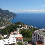 イタリア一人旅:ラベッロからポンペイへ ドライブは続く
