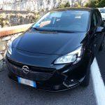 イタリア一人旅 :イタリアでのレンタカー