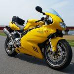 Ducati SS900:テルミのエキゾーストノートに暫し感動!