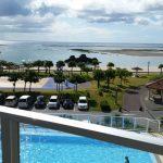 沖縄旅行宿泊先:ビーチサイドコンドミニアム 北谷