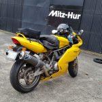 Ducati SS900:Mitz-Hur  へ Let's Go!