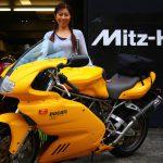 Ducati SS900:車検完了 スマホホルダー装着