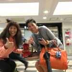 運命の出会い?!:三好礼子さん@新宿地下街
