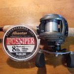 釣りの基礎:ラインの種類と特徴について
