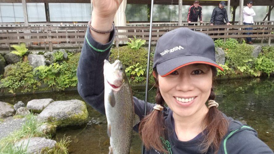 バイクツーリング+フィッシング=釣りリング!