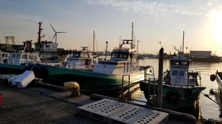 2019東京湾タチオウジギング夏の陣開幕!こなや丸で40本!