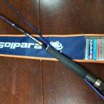 タコ専用ロッド メジャークラフト ソルパラタコゲーム SPS-S702H 買いました!
