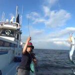 釣りビジョン オフショアマガジンの東京湾タチウオジギング取材に乗り合わせた件
