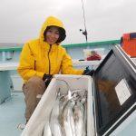 こなや丸12月中旬タチウオルアー船再開 早速釣行してきました!良型タチウオ27本の釣果!