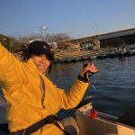高滝湖桟橋でワカサギ釣り トラブル連発に釣果も伸びず69匹で終了!