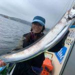 話題の釣り 東京湾テンヤタチウオにドはまり!金沢八景太田屋さんで初挑戦!