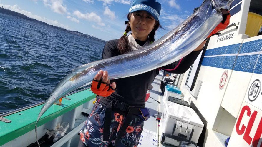 東京湾テンヤタチウオ合戦!!楽しすぎる!8月末から9月の太田屋&こなや丸釣行まとめてみた!